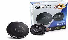 KENWOOD KFC-6995PS 6X9 5-WAY PERFORMANCE FLUSH MOUNT COAXIAL SPEAKERS 1300 WATTS
