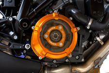 Coperchio Carter Frizione + Spingi Dischi ARANCIONE per KTM 1290 SUPER DUKE R