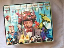 Vintage Pee Wee's Playgouse Vhs Box Set 1-8