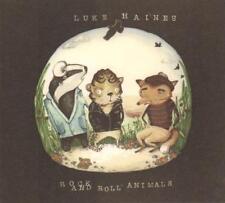 Luke Haines(CD Album)Rock And Roll Animals-Cherry Red-CDBRED585-UK-2013-New