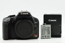 Canon EOS Rebel XSi 12.2MP Digital SLR Camera Body 450D #164