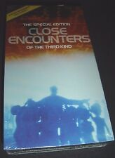 Special Edition Close Encounters of Third Kind Special Ed GoodTimes VHS NEW 1988