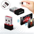 Outdoor 802.11n/g/b 150Mbps Mini USB WiFi Adaptateur Sans Fil Carte LAN Réseau