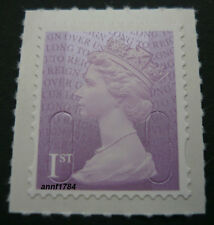 2015 SG U3744 1st 'Long To Reign Over Us' O15R Amethyst Purple ex Counter Sheet