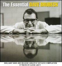 Dave Brubeck - Very Best Greatest Hits Collection - RARE 2003 Smooth Jazz 2CD