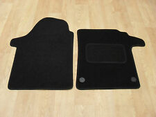 Mercedes Vito VAN (2015-on) Fully Tailored Car Mats in Black 2 Piece Set