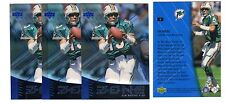 1X DAN MARINO 1999 Upper Deck #27 HIGHLIGHT ZONE INSERT Dolphins Lots Available
