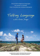 New DVD** TALKING LANGUAGE with Ernie Dingo [from the CAAMA Collection]