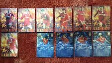 LIVERPOOL 11 Different FUTERA 1998 CHASE Cards