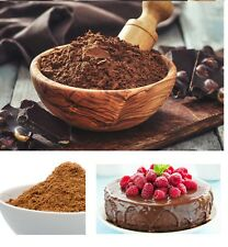 Carob Powder 1KG PREMIUM QUALITY Naturally Sweet Chocolate Altern. -Free UK P&P