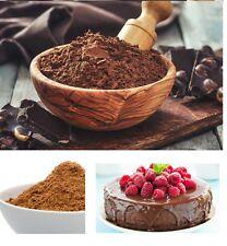 Polvere di Carruba 200g, Premium Qualità Vegan, Dolci, Cioccolato-GRATIS UK P & P