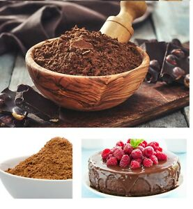 Carob Powder 1KG PREMIUM QUALITY Naturally Sweet Chocolate Altern. -Free UK P&P