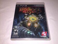 Bioshock 2 (Playstation PS3) Original Release Complete Nr Mint!