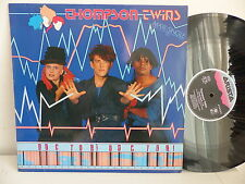 """MAXI 12"""" THOMPSON TWINS Doctor ! Doctor ! 601182 WEST GERMANY"""