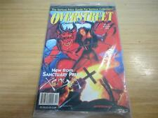 Overstreet Comic Book Monthly #6 Bagged W/Card VG/FN 1993 Never read or Opened