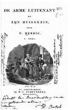De Arme Luitenant en Zijn Huisgezin by Frouwkje Herbig (2016, Paperback)