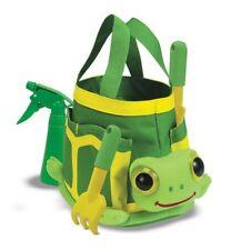 Melissa & Doug Tootle Turtle Tote Set Crafts Toys Beach Garden - New