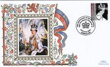 (19037) Gibraltar Cover Queen Coronation 2003