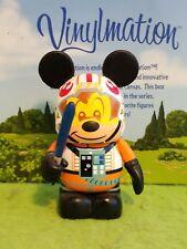 "Disney Vinylmation 3"" Park Set 1 Star Wars Mickey Mouse Jedi X-Wing Pilot Luke"