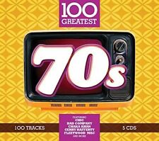 100 GREATEST: 70S - NEW CD COMPILATION