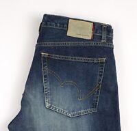 Edwin Hommes Manhattan Jeans Jambe Droite Taille W36 L32 ATZ746