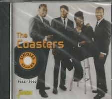 THE COASTERS - CD -  Singles  A's And B's - 1955-1959 - BRAND NEW