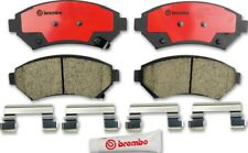 Disc Brake Pad Set-Premium NAO Ceramic OE Equivalent Pad Front Brembo P59028N