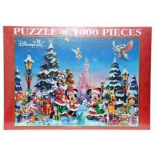 Disneyland Paris 1000 Piece Christmas Puzzle   N:3114
