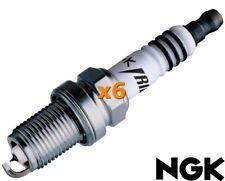 NGK Spark Plug Iridium IX (LFR7AIX) 6pcs