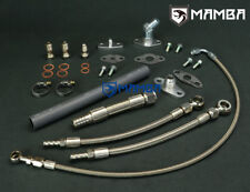 MAMBA Turbo Oil Water Line TOYOTA 1JZ-GTE 2JZ-GTE Garrett T3/T4 16mm Water Bolt