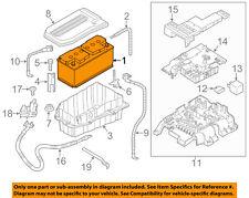 PORSCHE OEM 10-16 Panamera 4.8L-V8-Battery 95861110521