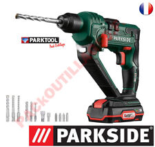 Marteau perforateur / Perceuse a Percussion 20v Batterie Parkside X20V TEAM
