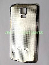 Electroplated Back Cover for Samsung Galaxy S5 Chrome (Silver) Mirror Finish -US