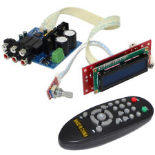 New PGA2311 3 Channel Volume Remote Preamplifier Kit for Amplifier