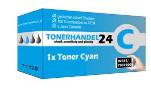 1x Toner Cyan kompatibel f. SAMSUNG CLT-C504 CLP 415N CLX4195FW CLX 4195FN