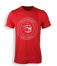 VW Original Bus T-Shirt. Genuine License. Sizes: L(x2) MD, XL(x2)