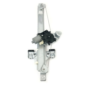 GM Rear Window Regulator Motor Driver Side 2012-17 Equinox and Terrain 22803636