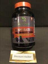 Simply Organic Resveratrol 1600 Mg 90 Capsules Exp 5/2021