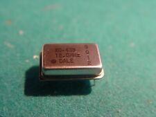 Vishay / Dale Xo-43B 12 Mhz Crystal Oscillator Lot Of 5