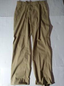 30x32 Nike Flex Player Golf Pants Parachute Beige BV0276 297 Men's