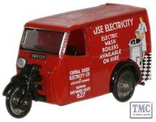 76TV005 Oxford Diecast Tricycle Van Electricity 1/76 Scale OO Gauge