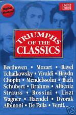 Triomphe de la classique (20 CD BOX) NEUF + OVP