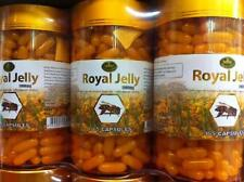 NEW Nature's King Royal Jelly 1000mg 365 Soft Capsules *100% Natural - Australia