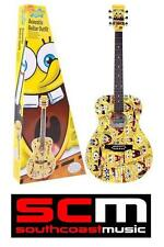 Childrens Kids Gift Toy Steel String Acoustic Guitar Pack Brand New In Box