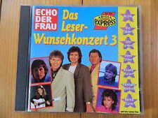 Echo der Frau das Leser Wunschkonzert 3 / NICOLE UDO JÜRGENS ROLAND KAISER SHEER