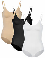 1 - 3 Damen Shapewear Body Shaper Mieder Bauchweg Unterwäsche Mikr Wäschebeutel