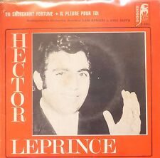 "france french 7"" p/s - hector leprince- en cherchant fortune - EMC disques MINT"
