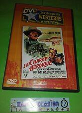 LA CARGA HEROICA / JOHN WAYNE WESTERN DVD