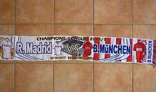 Schal Champions League Real Madrid - Bayern München Viertelfinale 18.04 2017