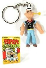 POPEYE ( KEY CHAIN ) From Popeye Show - Bendable Toy Figure RM1769